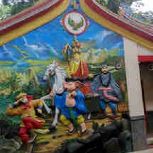 Vihara Dhanagun Bogor
