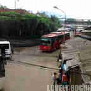 Terminal Baranangsiang Bogor