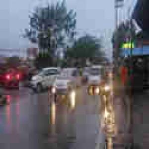Bogor , the rain city