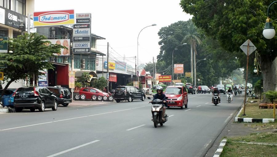 Jalan Sudirman Bogor