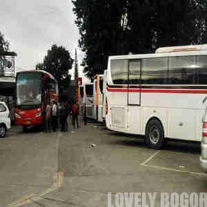 Bus Damri Bogor