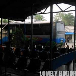 Terminal Bubulak Bogor