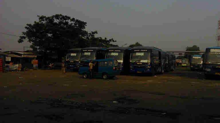 Jadwal APTB Bogor - Rawamangun
