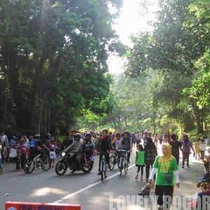 Car Free Day Bogor