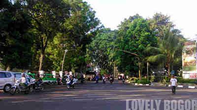 Juanda Street Bogor