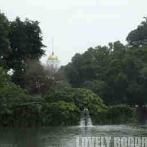 Danau Gunting Kebun Raya Bogor
