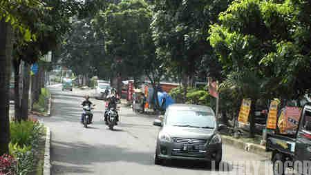 Jalan Ahmad Sobana / Bangbarung