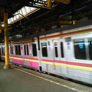Menuju Bogor dari Bekasi dengan Commuter Line