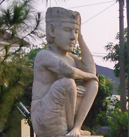 Patung Sang Pemikir