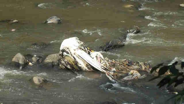 Pencemaran Sungai Ciliwung