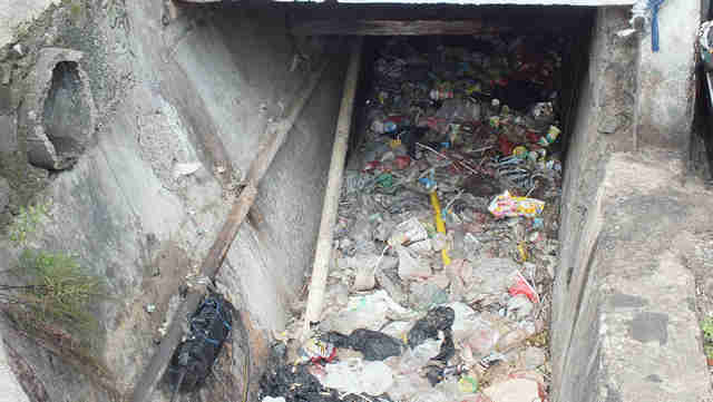 Kesadaran masyarakat dalam membuang sampah