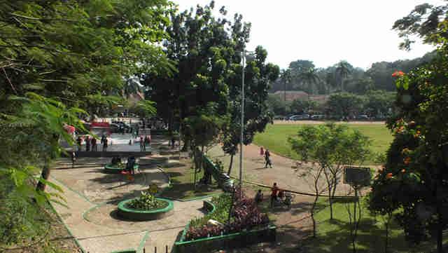 Lapangan Sempur Bogor