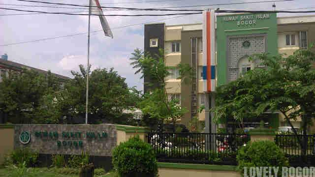 Menuju ke rumah sakit islam Bogor