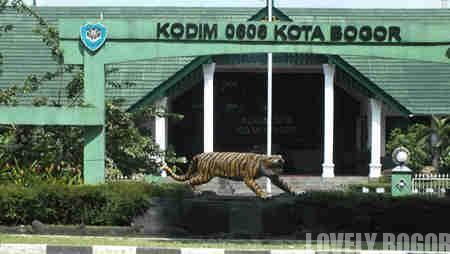Markas Kodim 0606 Bogor