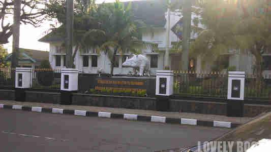 Gedung Korem 061/Suryakencana Bogor