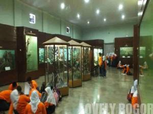 Yang dilakukan di Kebun Raya Bogor
