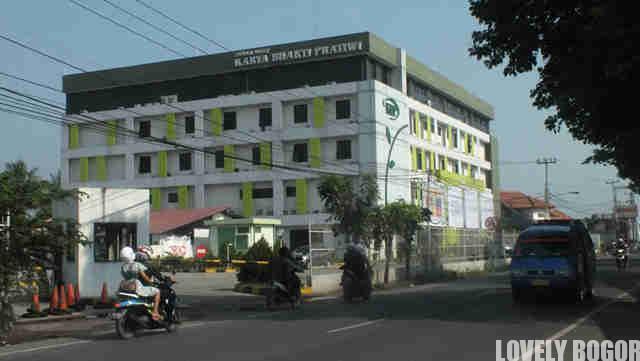 Cara menuju ke RS Karya Bhakti Pertiwi