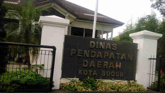 Membayar PBB di Kota Bogor
