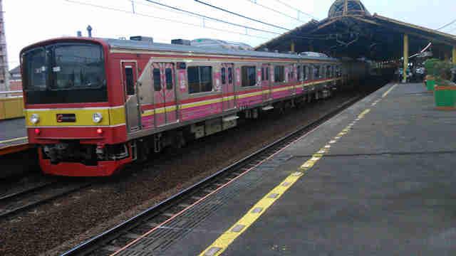 Cara Menuju Gambir Dari Stasiun Bogor