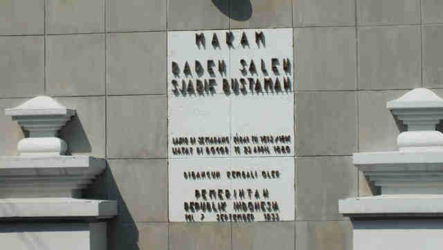 Makam Raden Saleh