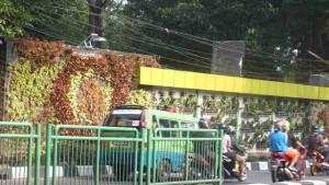 Taman Gantung di Kota Bogor