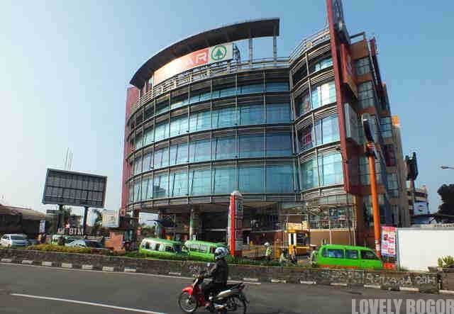 Cara Menuju Ke Bogor Trade Mall