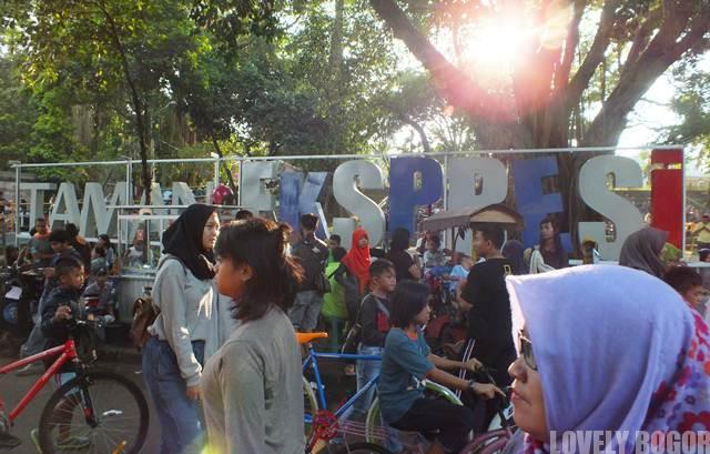 Hari Bebas Kendaraan Bermotor Bogor