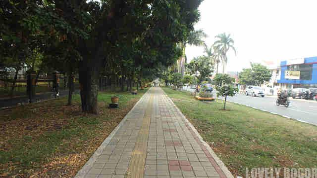 Pedestrian Walk VS PKL