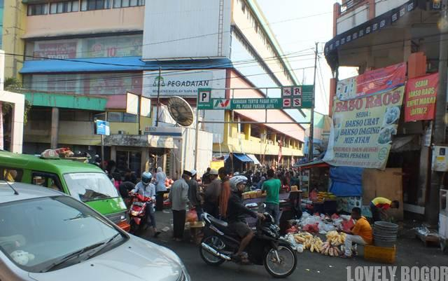 Kawasan Tertib Pasar