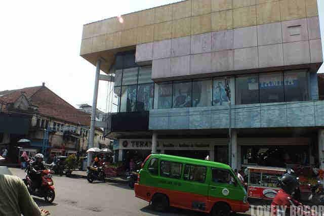 Lokasi Penjual Doclang di Bogor