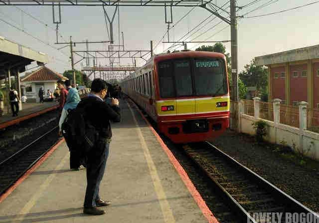 Perubahan Commuter Line