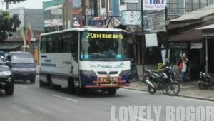 Angkutan Umum Di Bogor
