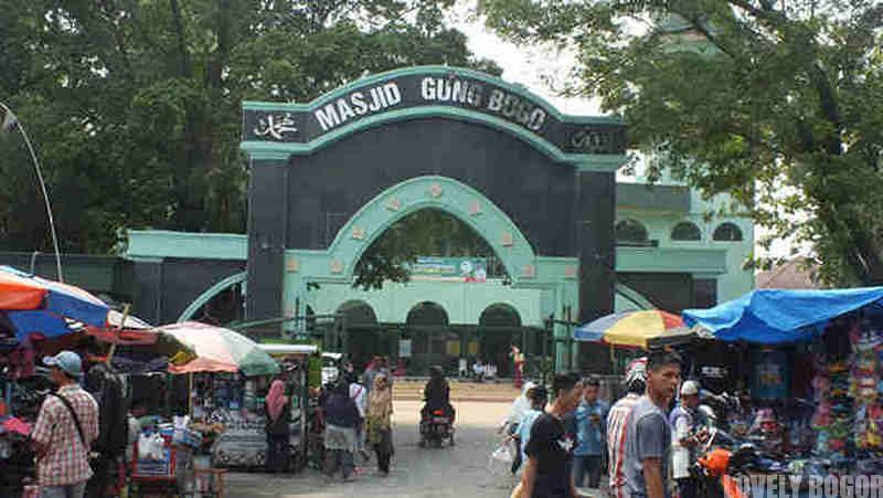 Mesjid Agung Bogor