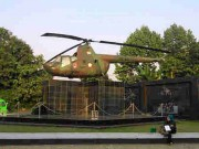 The Chopper Monument