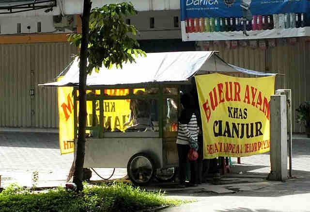 Porridge Street Vendor
