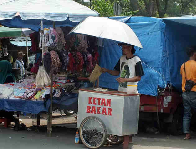 Foods On Street