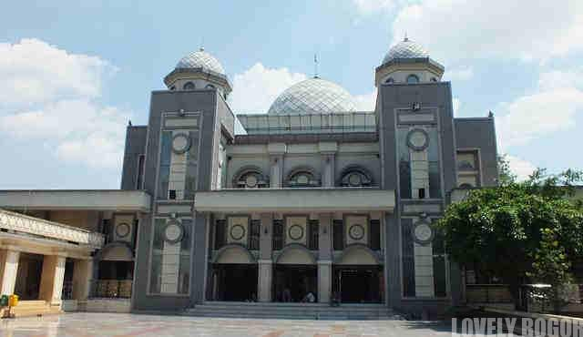 The Great Mosque of Bogor