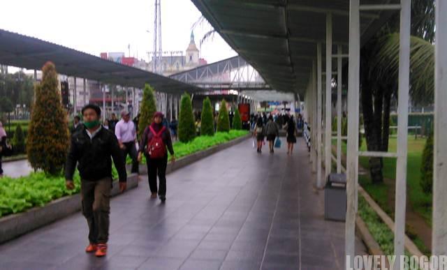 Bogor Train Station