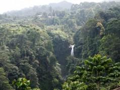 The Beauty Of Cigamea Waterfall
