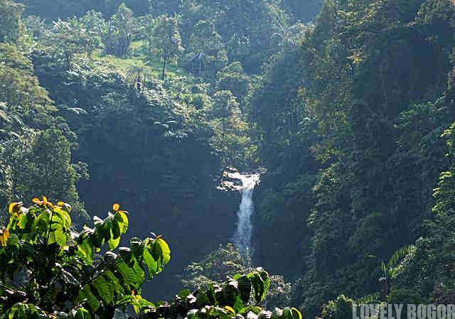 Curug Cigamea Desa Gunung Sari Bogor