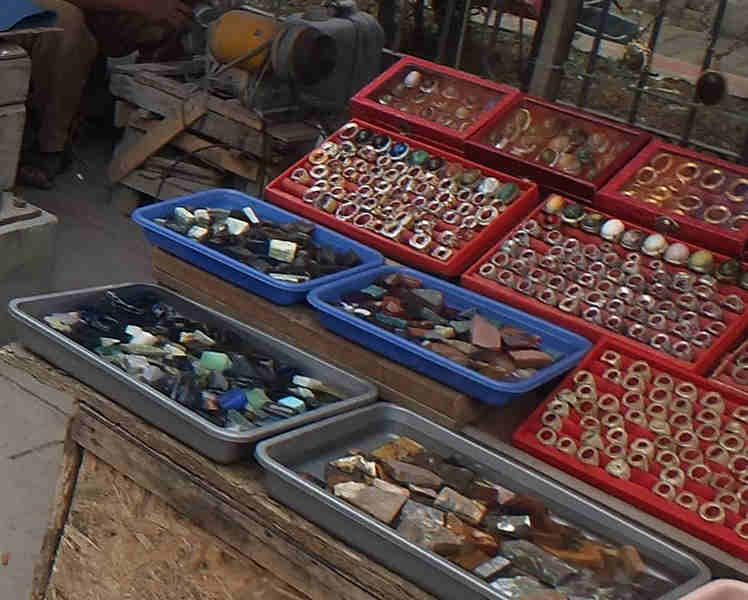 Gemstone Seller