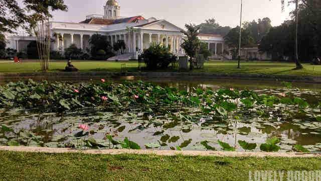 Danau Gunting Dan Istana Bogor