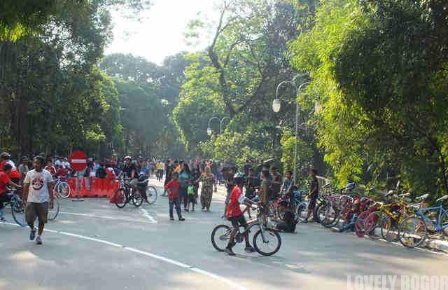 Jalan Jalak Harupat Bogor