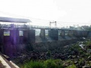 Katulampa Weir In Bogor