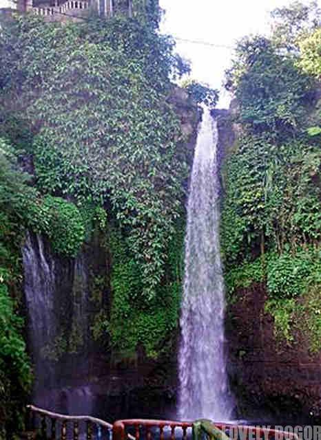 Luhur Waterfall Bogor