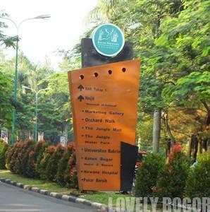 Papan Informasi Bogor Nirwana Residence