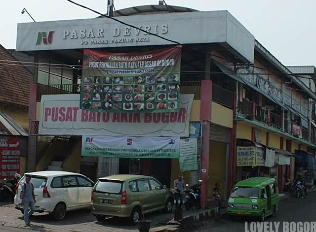 Pasar Devris Bogor