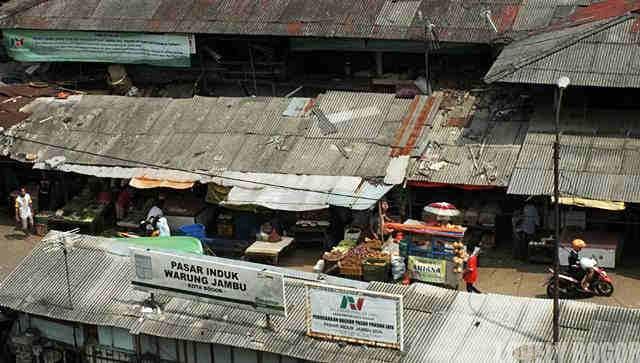 Pasar Jambu Dua Kota Bogor