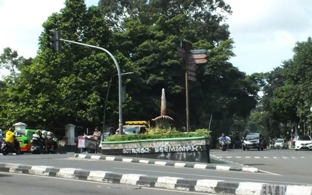 Patung Bunga Bangkai