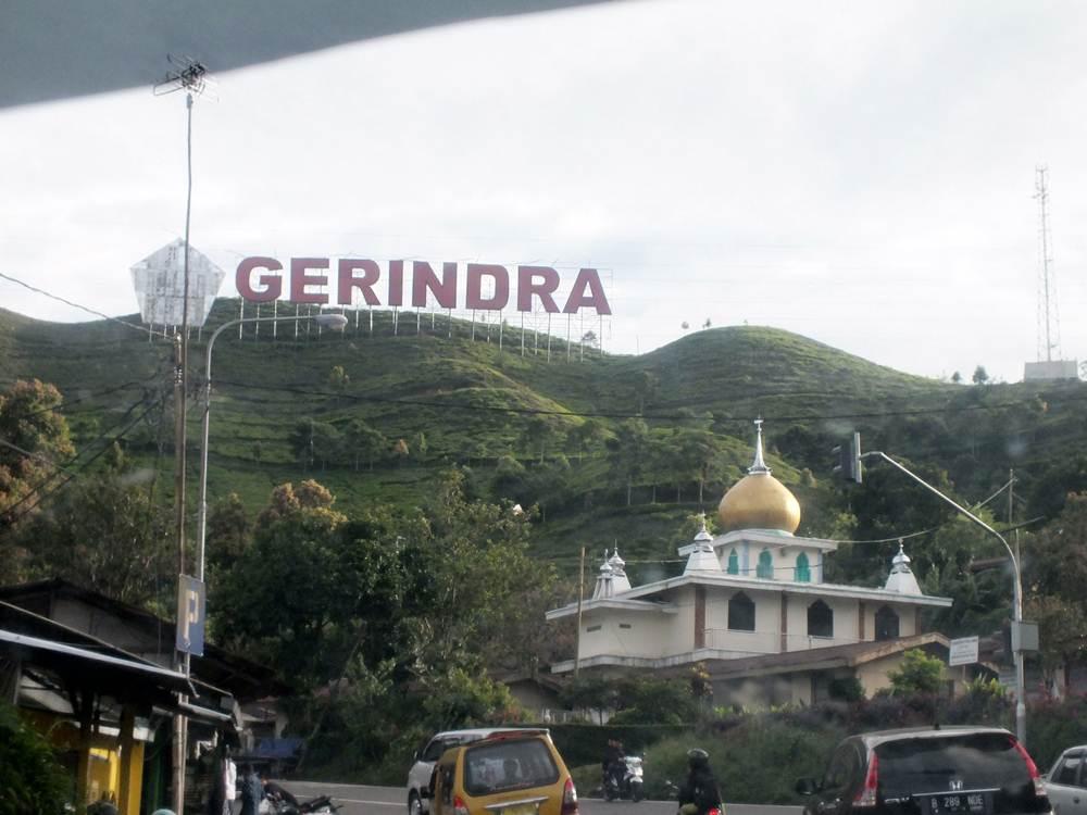 Pemandangan Puncak Bogor